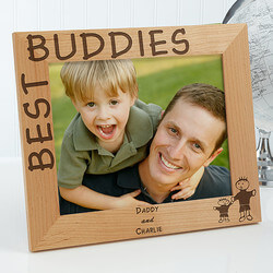 Personalized Wood Picture Frame -..