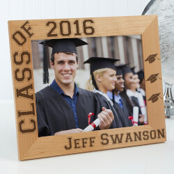 Personalized Wooden Graduation..