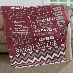 Personalized Blanket For..