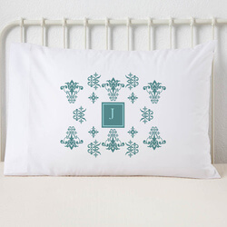 French Style Personalized Pillowcase