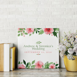 Special Occasion Canvas