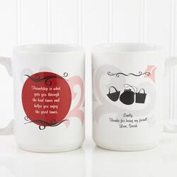 Personalized Best Friends Coffee..