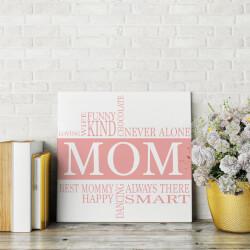 Mom Interests Canvas
