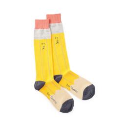 No. 2 Pencil Knee High Socks