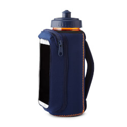 Fitness Bottle With Phone Holding..