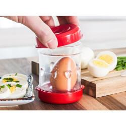 The Negg: Hard-Boiled Egg Peeler
