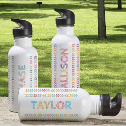 Personalized Water Bottle For Kids..