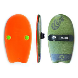 Slyde: Soft Top Handboard - Army..