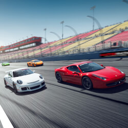 Exotic Car Driving Experiences