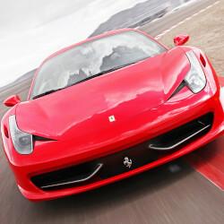 Race A Ferrari