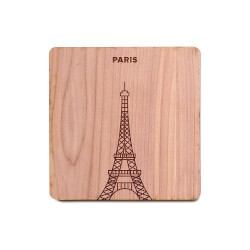 Neighborwoods: Coaster - Paris -..