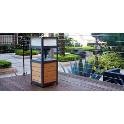Solar-Powered Outdoor Speaker