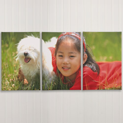 Split Canvas Photo Prints - 3..