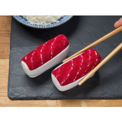 Sukeno Socks: Knitted Sushi Socks