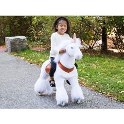 PonyCycle: Medium Unicorn Ride-On..