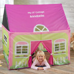 Personalized Kids Play Tent - My..
