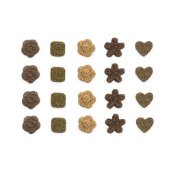 Tea Drops: Pressed Spiced Tea..