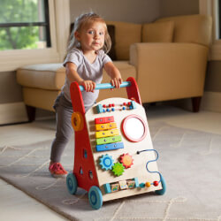Busy Baby Deluxe Walker
