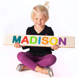 Personalized Name Puzzle - NEW!