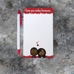 Daily Love Notes - Personalized..