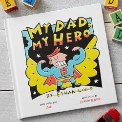 Personalized Kids Books - My Dad,..