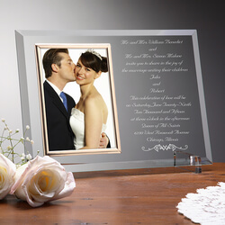 Personalized Wedding Invitation..