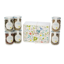 Mediterranean Herb & Spice Gift Box