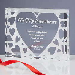 Romantic Personalized Gifts -..