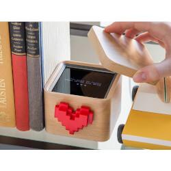 Lovebox: Spinning Heart Messenger