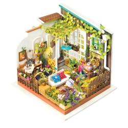 DIY Miniature Model Kit: Poppys..