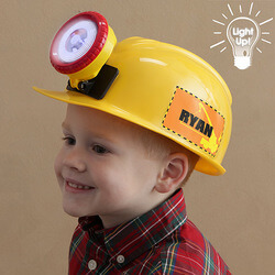 Personalized Kids Construction..