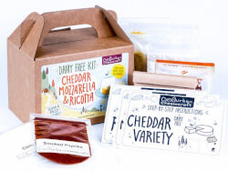 Urban Cheesecraft: Dairy-Free DIY..