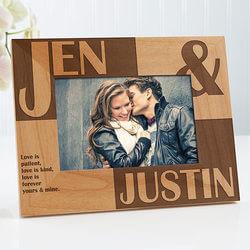 Romantic Personalized Picture..