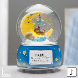 Baby Boy Personalized Musical &..