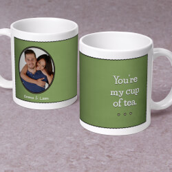 Cup Of Tea Photo - Personalized 11..