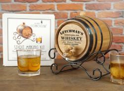 Personalized Whiskey Making Kit..