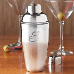 Personalized Cocktail Shaker With..