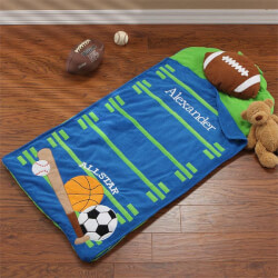 Personalized Nap Mat For Kids -..