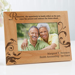 Personalized Retirement Picture..