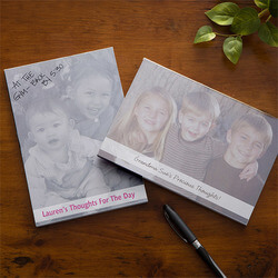 Personalized Photo Notepads - You..