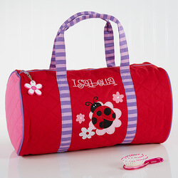 Personalized Girls Duffel Bags -..