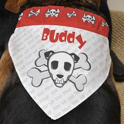 Bad To The Bone Personalized Dog..