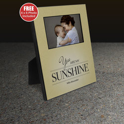 You Are My Sunshine - Personalized..
