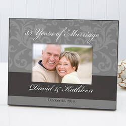 Personalized Wedding & Anniversary..