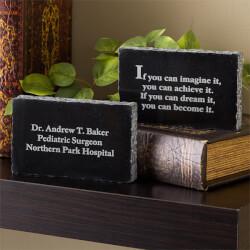 Personalized Doctor Keepsake Gift..