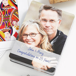 Personalized Photo Playing Cards -..