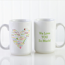 Personalized Large Coffee Mugs For..