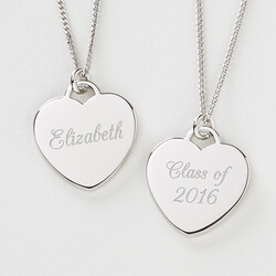 Personalized Graduation Necklace -..
