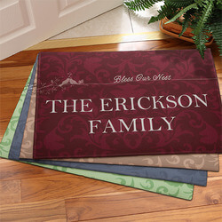 Personalized Family Name Doormats..