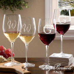 Personalized Wine Glasses With..